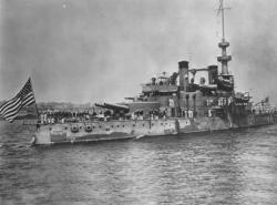 USS Oregon, 1898